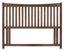 Alba Walnut Headboard - Multiple Sizes