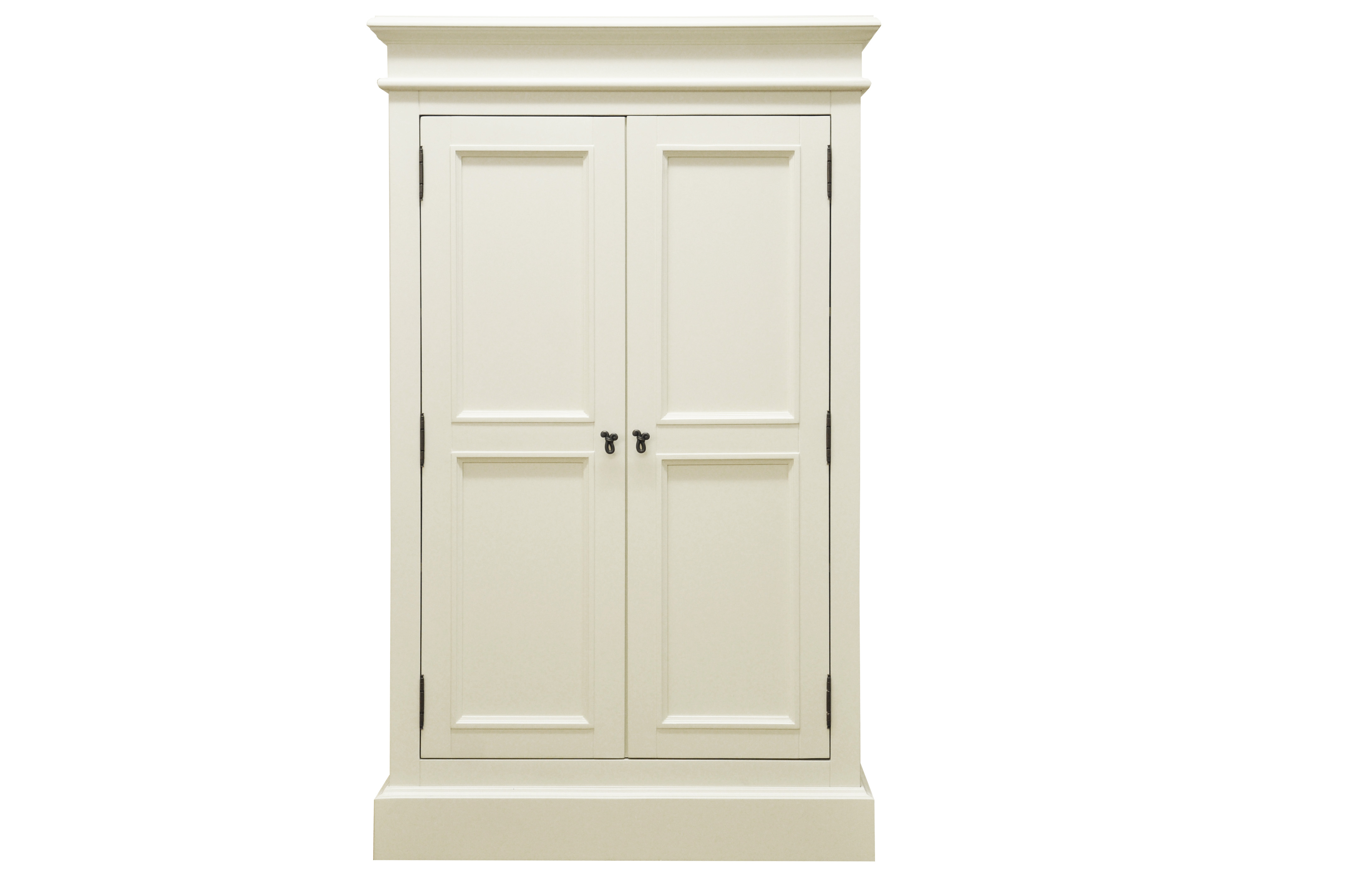 Toulouse Painted Pine Child's Wardrobe