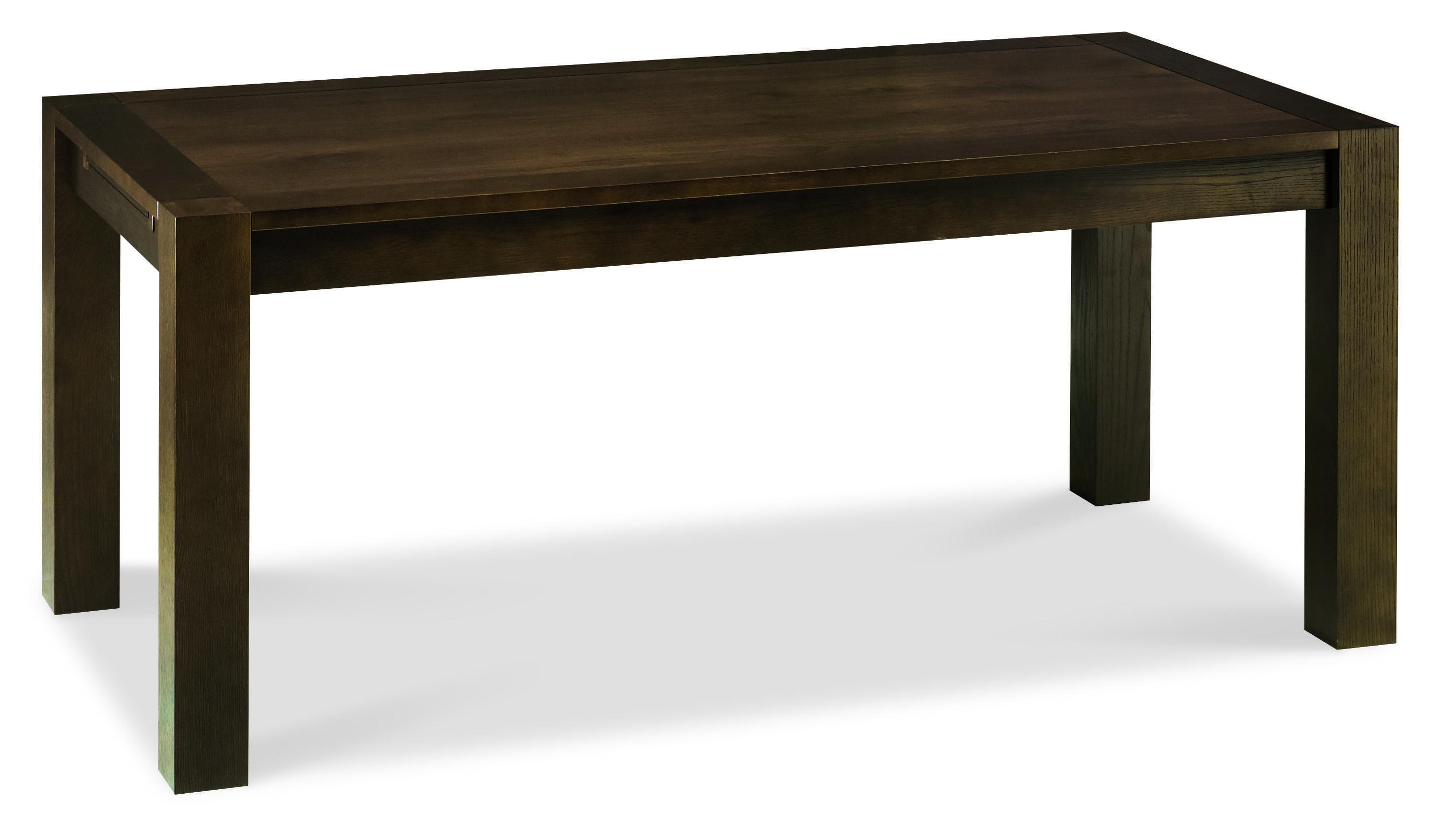Lyon Walnut Extending Dining Table 180 260cm Oak