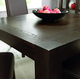 Lyon Walnut End Extension Dining Table - 150-190cm 110745342769590