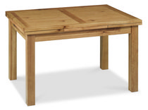 Provence Oak 4-6 Draw Leaf Extension Dining Table