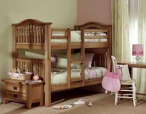 Solid Oak Bedroom Furniture | Walnut, Painted and Oak Bedroom ...