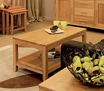Hereford Oak Coffee Table