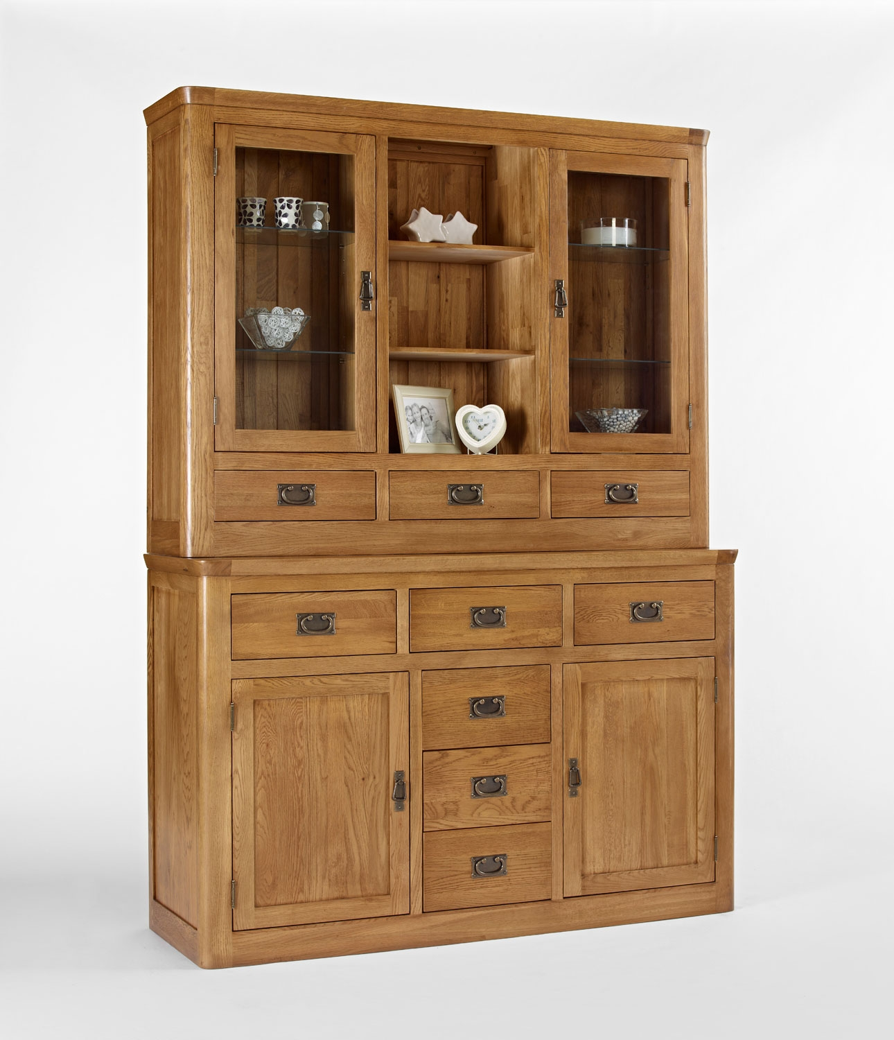 Photo of Knightsbridge oak large dresser
